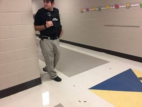 Laurens agent active shooter drill