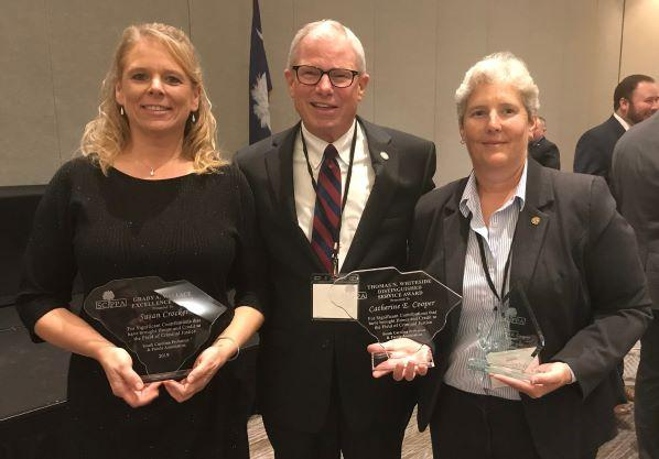 resized Law Enforcement conference Award winners 2019